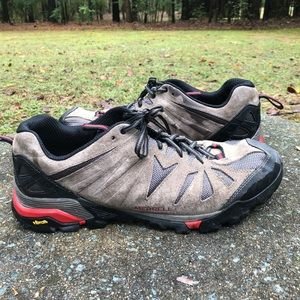 Men's Merrell Hiking Shoes - Size 15